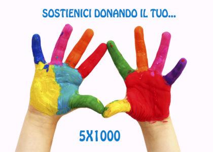 Donaci il tuo 5×1000