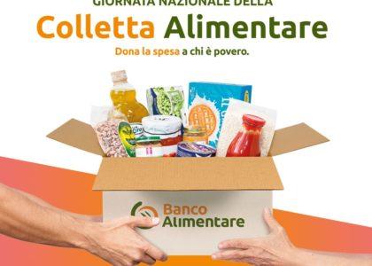 23° Giornata Nazionale della Colletta Alimentare